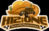 H12One logo for slider